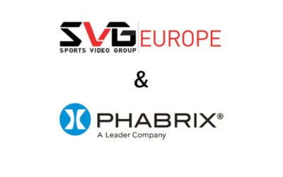 PHABRIX 'sees great potential in the sports market' as it joins SVG Europe as a Bronze sponsor