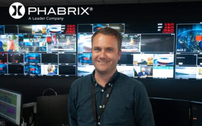 TV 2 Norway chooses PHABRIX QxL for 25G IP UHD test and measurement